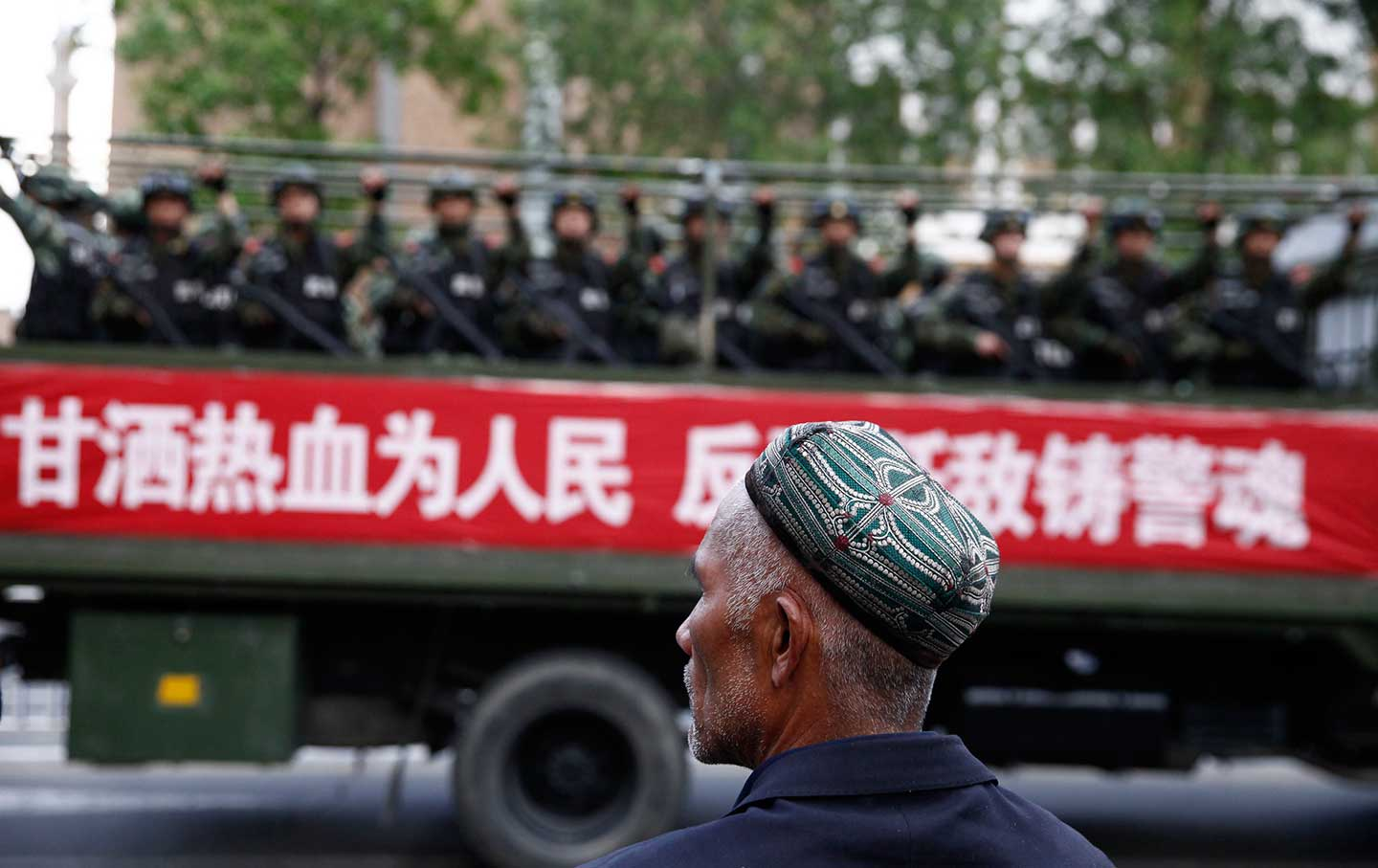 Uighur ethnic cleansing in China