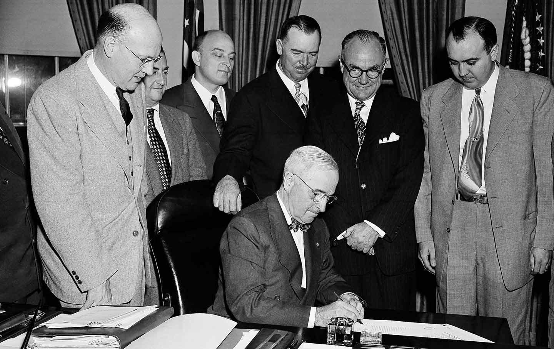 Truman Rural Telephone Program