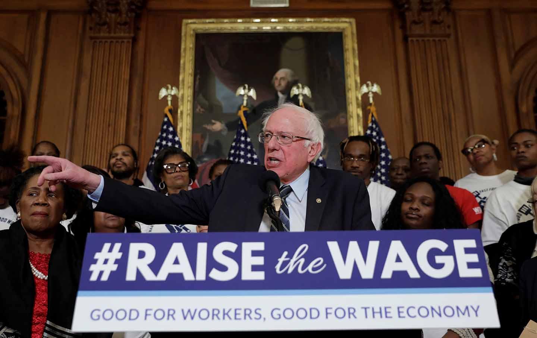 Bernie 2020 bid