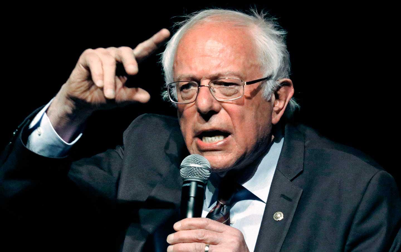 Bernie Sanders in 2018