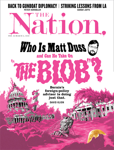 The Nation From The Magazine