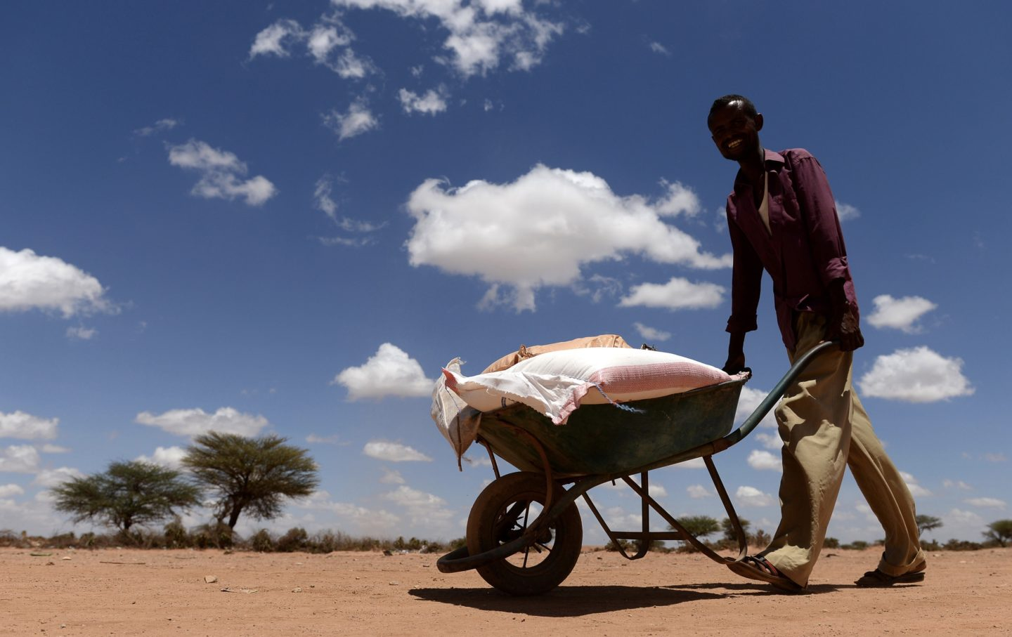 Famine and drought in Somaliland