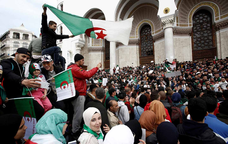 Algerian Protests