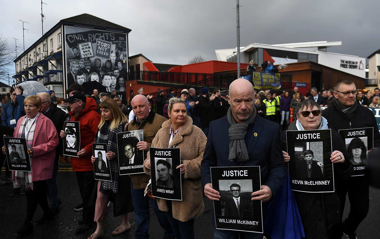 Bloody Sunday Families