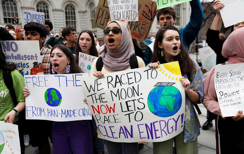 Bill McKibben: The 'Debate' Over Global Warming Was Always Phony