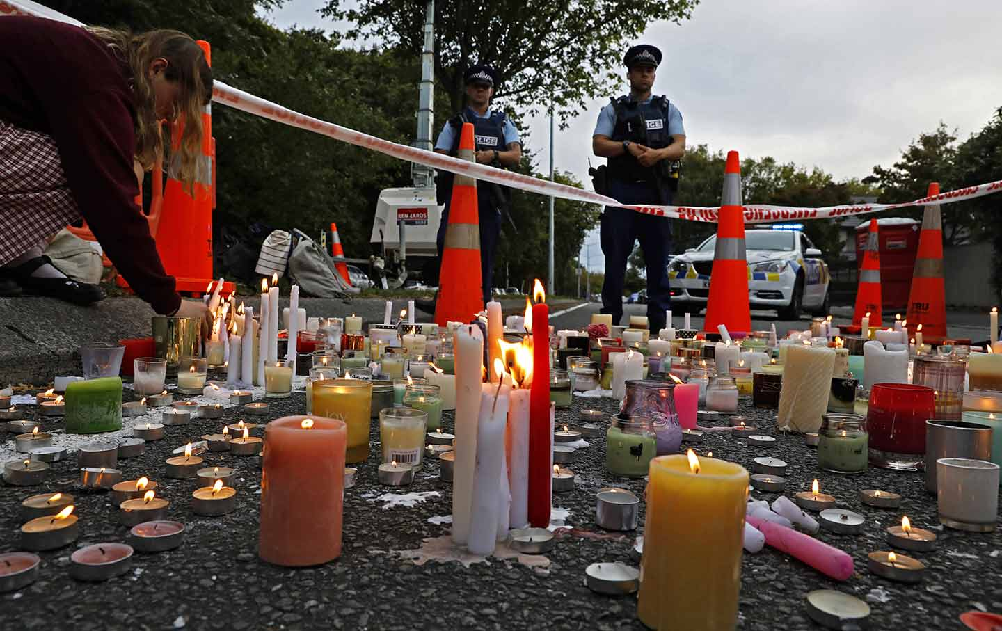 New Zealand Mosque Attack Photo: Take Action Now: Stand Against Islamophobia