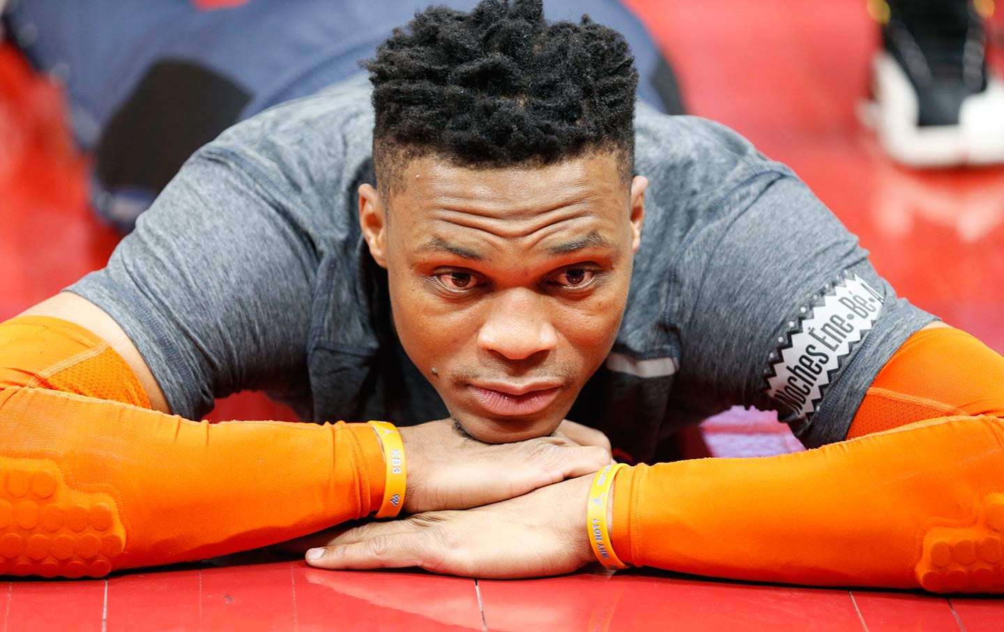 Russell Westbrook versus Jazz fan ignites ban, lawsuit and fine