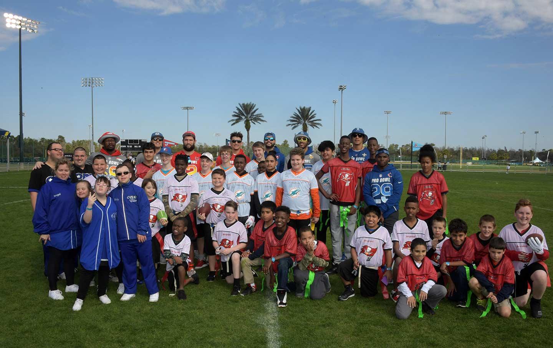 Special Olympics Kansas City Chiefs