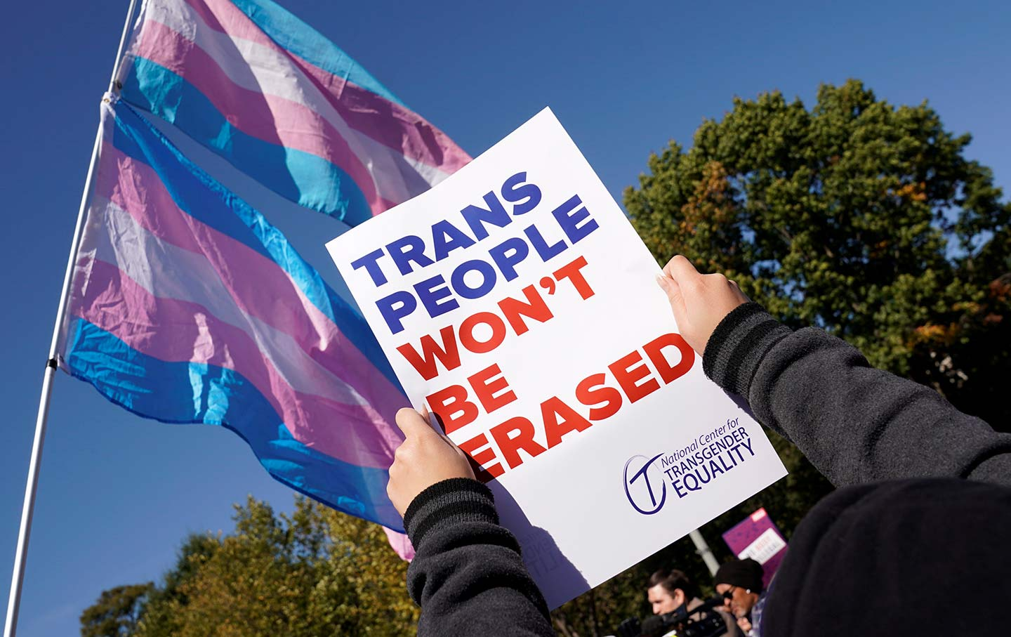 VIDEO Chase Strangio and Raquel Willis Review the Anti-Trans Bills Sweeping the US