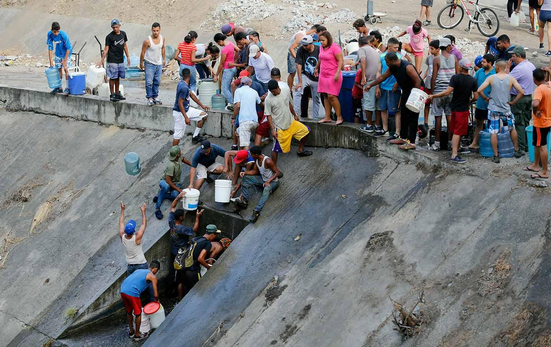 Venezuela Dam