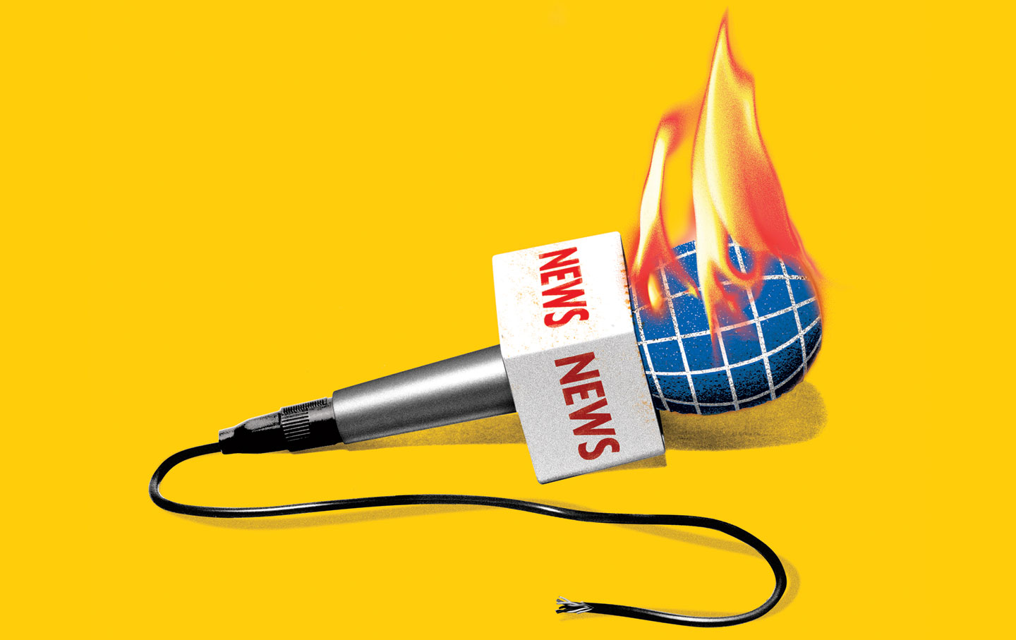 A New Commitment to Covering the Climate Story