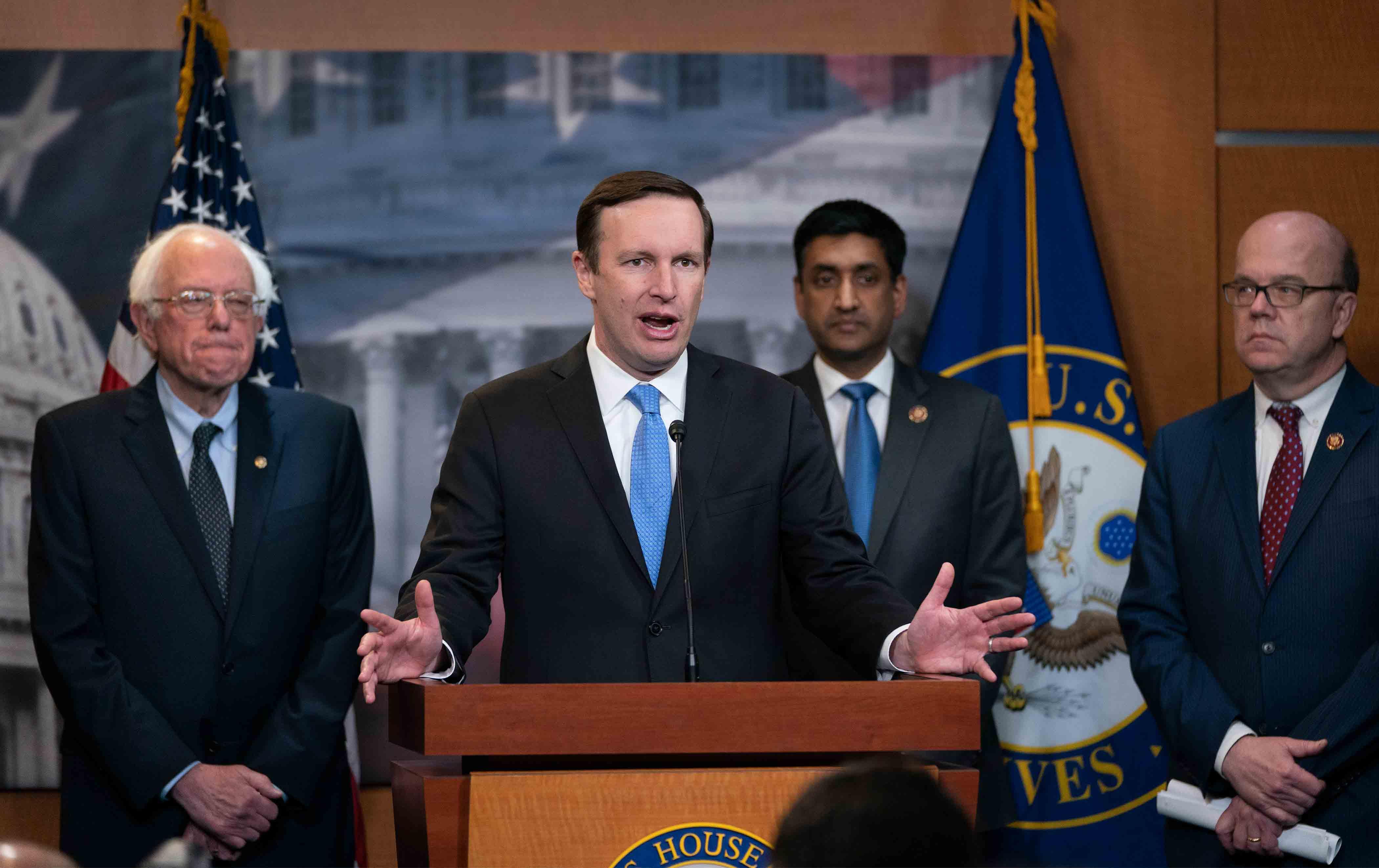 House passes bill to end Yemen war