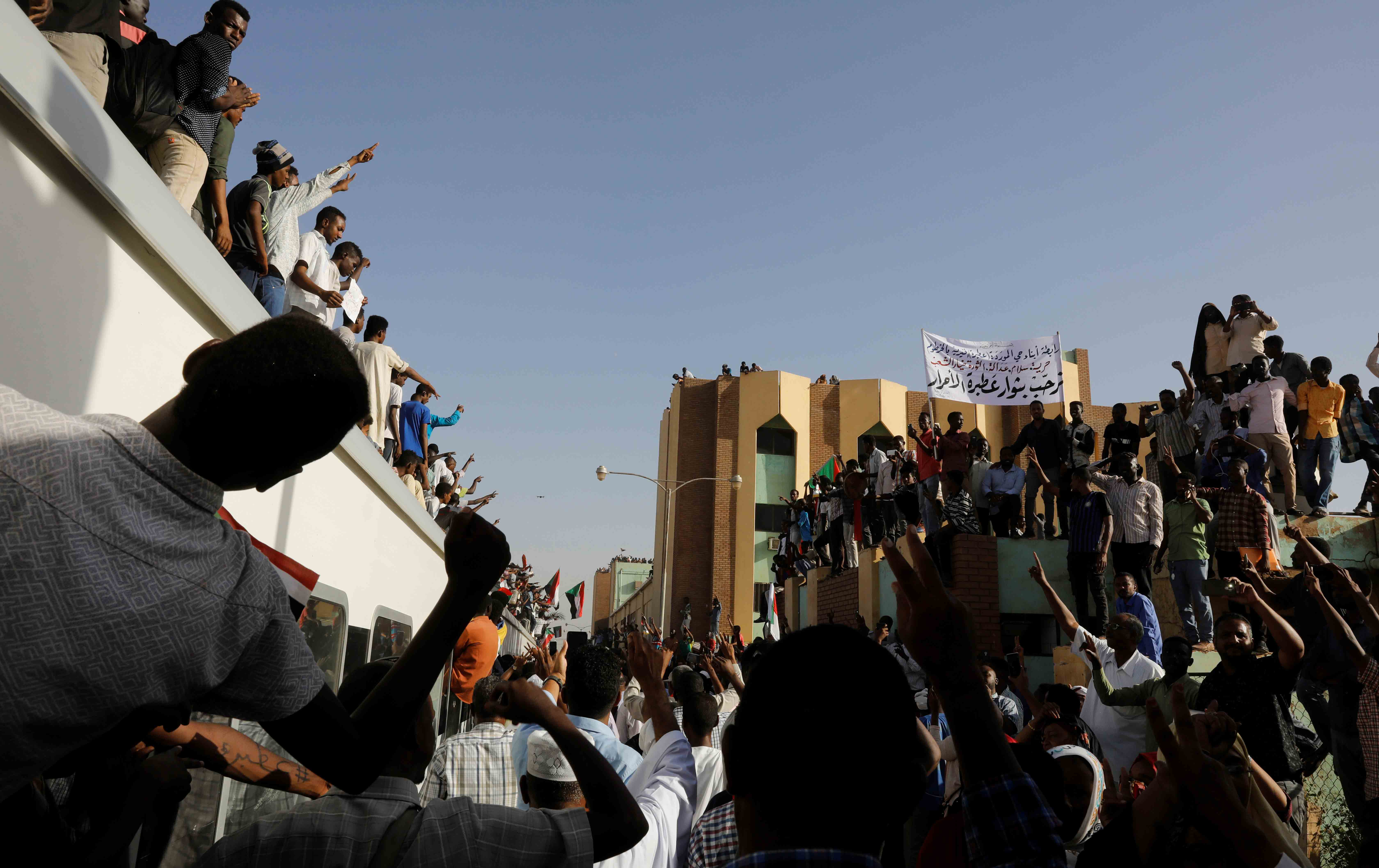 4ed700f9ae10e Sudan s Unfinished Revolution  The Dictator Is Gone