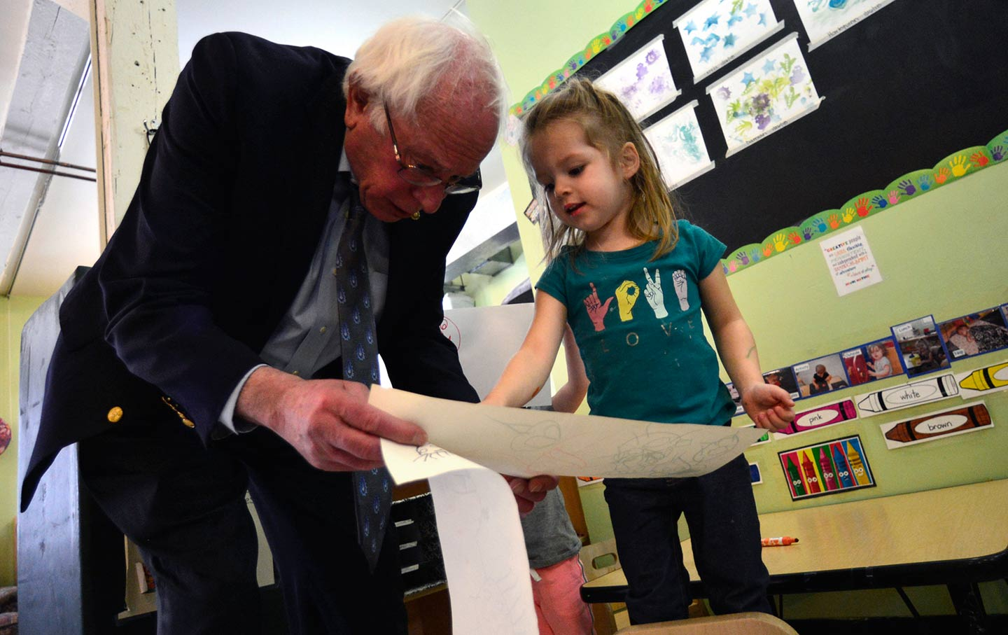 Education Plans Lack Clarity On >> Bernie S Plan To Save Public Schools The Nation