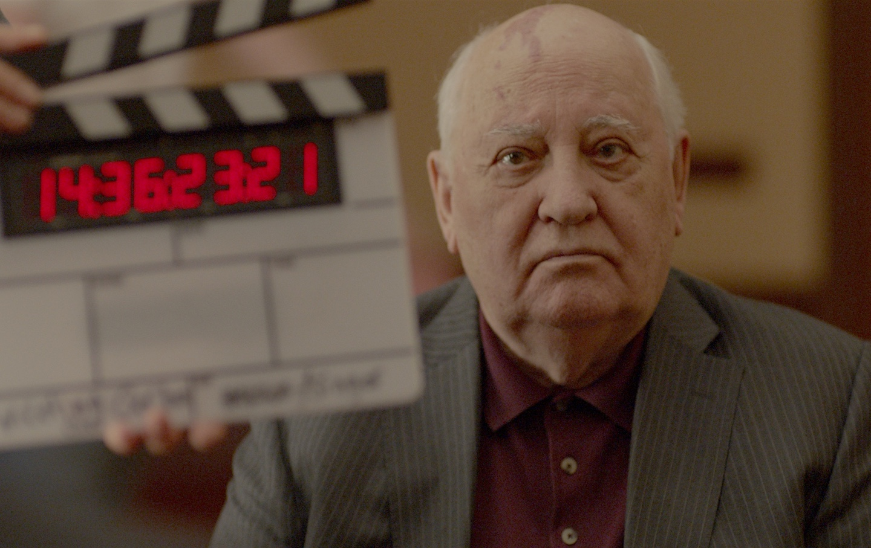 Werner Herzog's Curious Love Letter to Mikhail Gorbachev