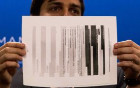 Washington's Reliance on Redactions Threatens Our Democracy