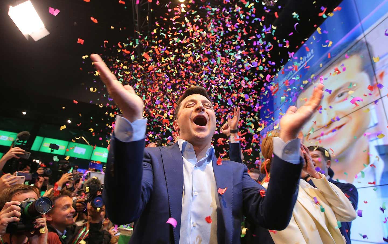 Volodymyr Zelensky's Landslide Victory in Ukraine May Become a Slippery Slope