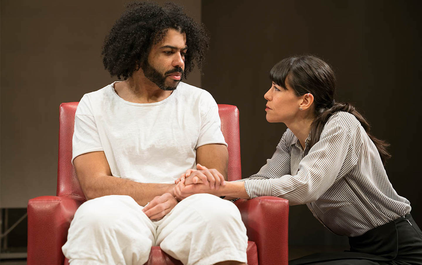 Suzan Lori Parks Dares To Get Into Your Head The Nation At 26, marcus thomas survived a skiing accident which left him paralyzed from the neck down. suzan lori parks dares to get into your