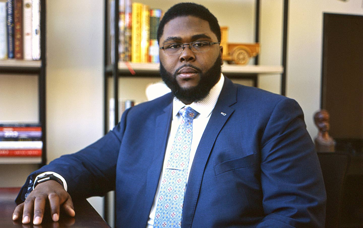 Anthony Abraham Jacks Wants to Redefine How We Think About College Campus Inequality