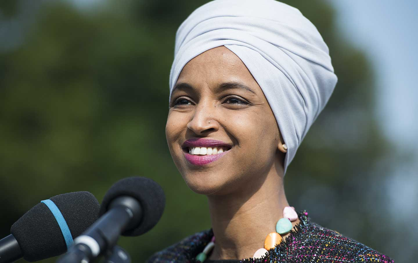 what did ilhan omar