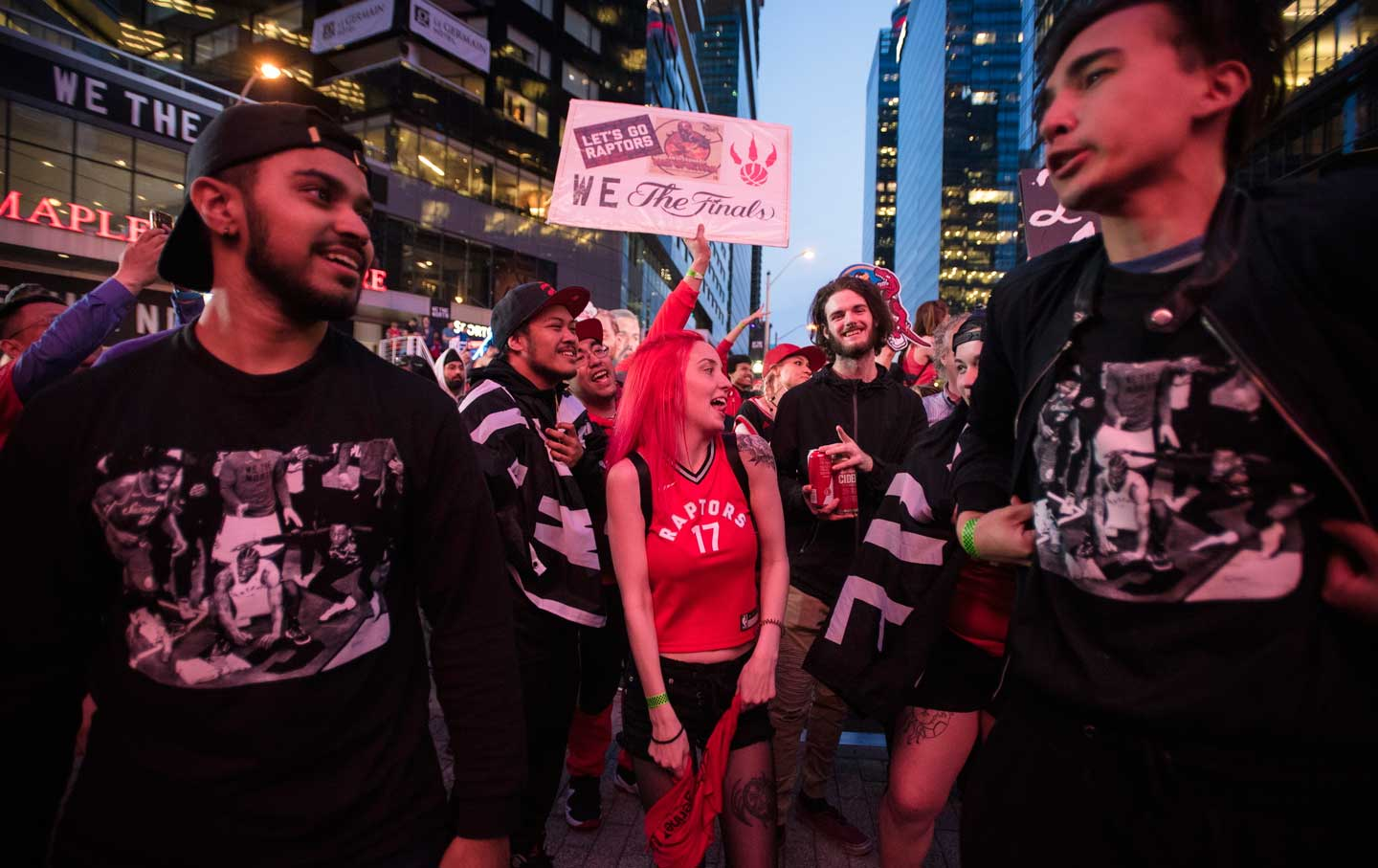 innovative design 2aa59 7bde5 The Toronto Raptors Is a Team Worth Cheering For | The Nation