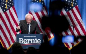 Bernie Sanders Is Exactly Right About Trump's Saber Rattling on Iran