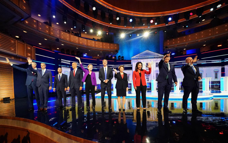 Democratic 2020 presidential candidates