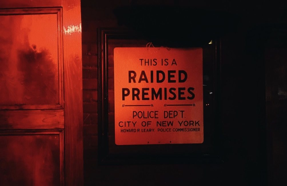 Stonewall Inn.