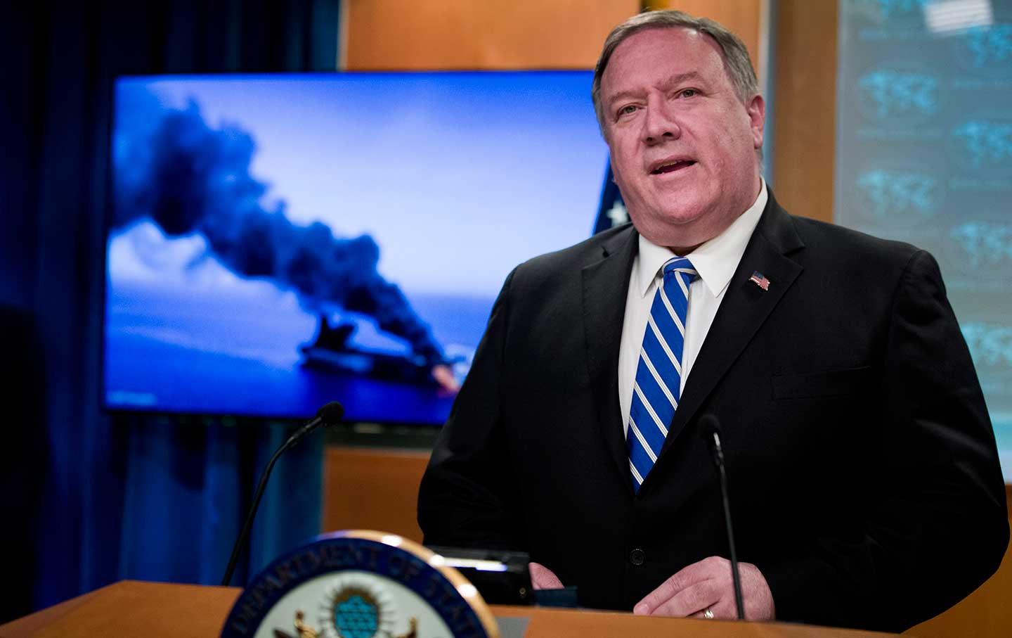 Mike Pompeo Iran