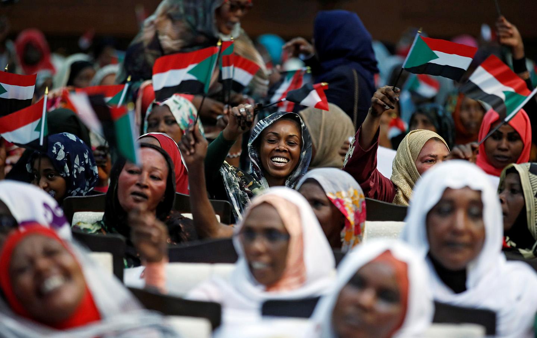Khartoum Sudanese women