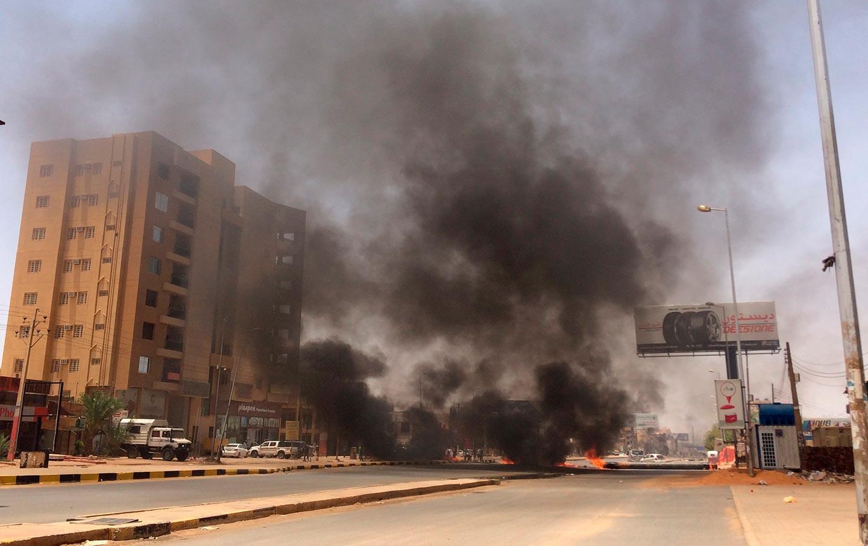 June Protests in Sudan