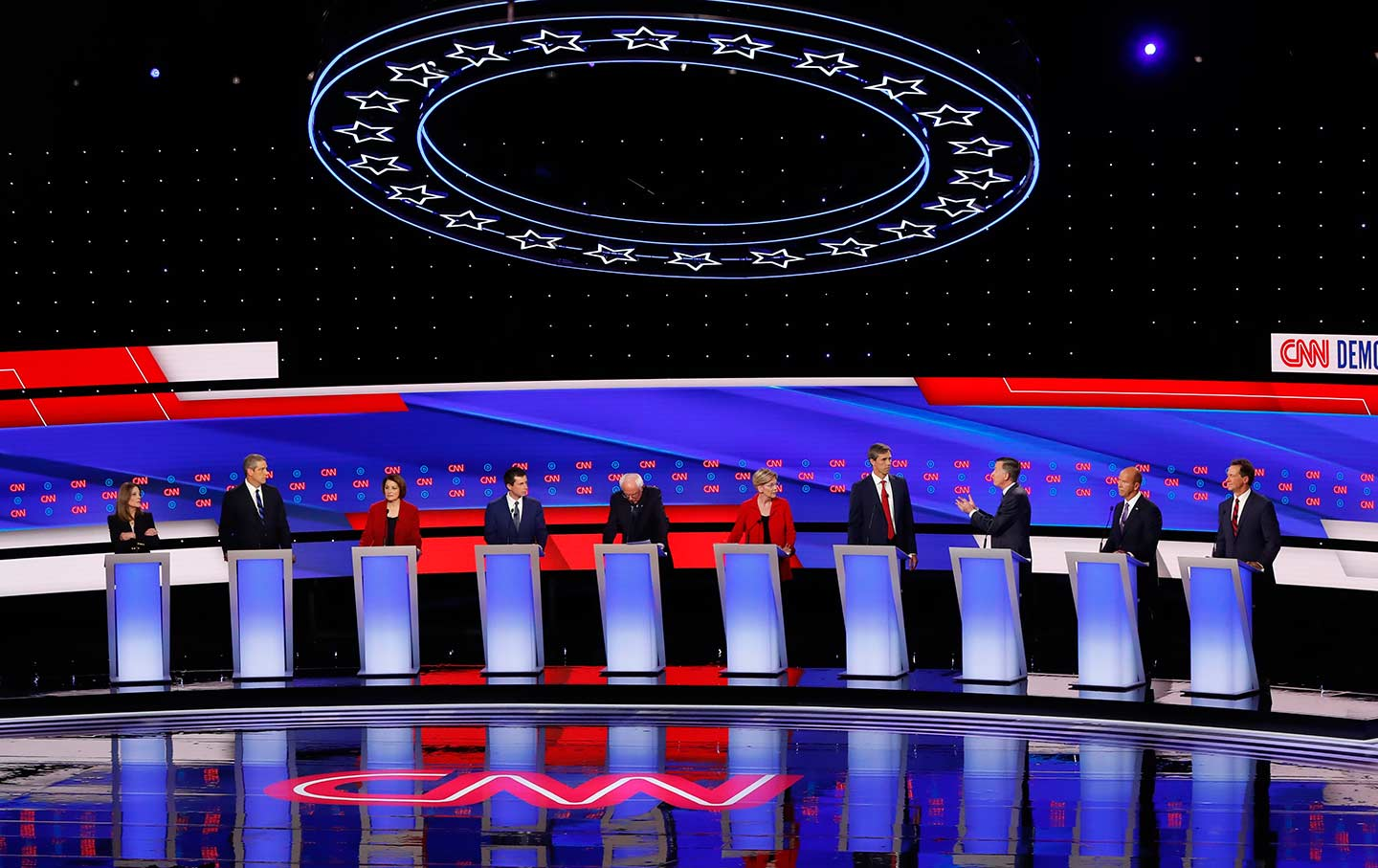 July 30 Democratic Debates