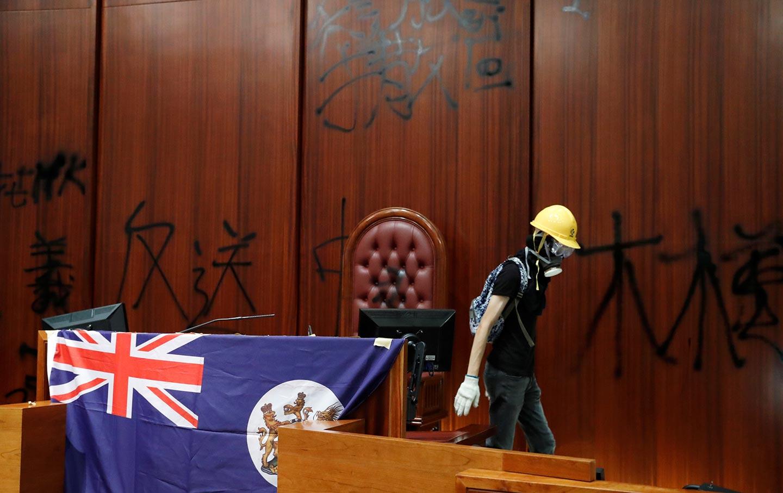 The American Left Is Failing Hong Kong