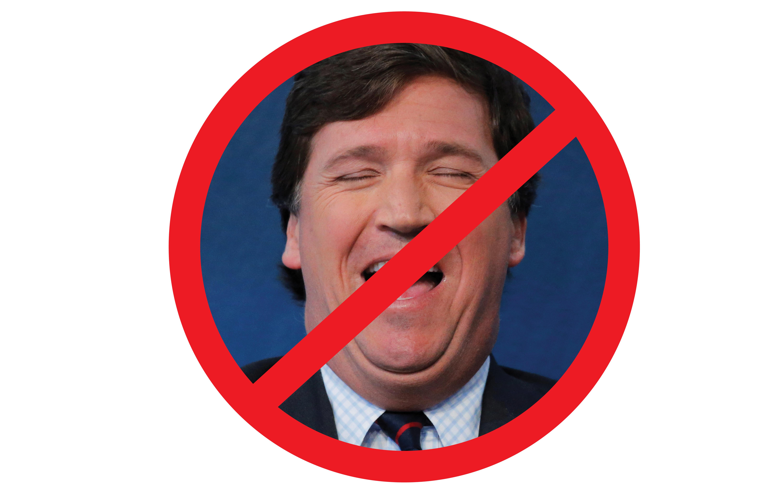 Leftists Shouldn't Go on Tucker Carlson