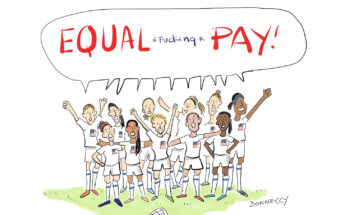 8d53ba1c92c Women Soccer Champs Deserve Equal Pay!