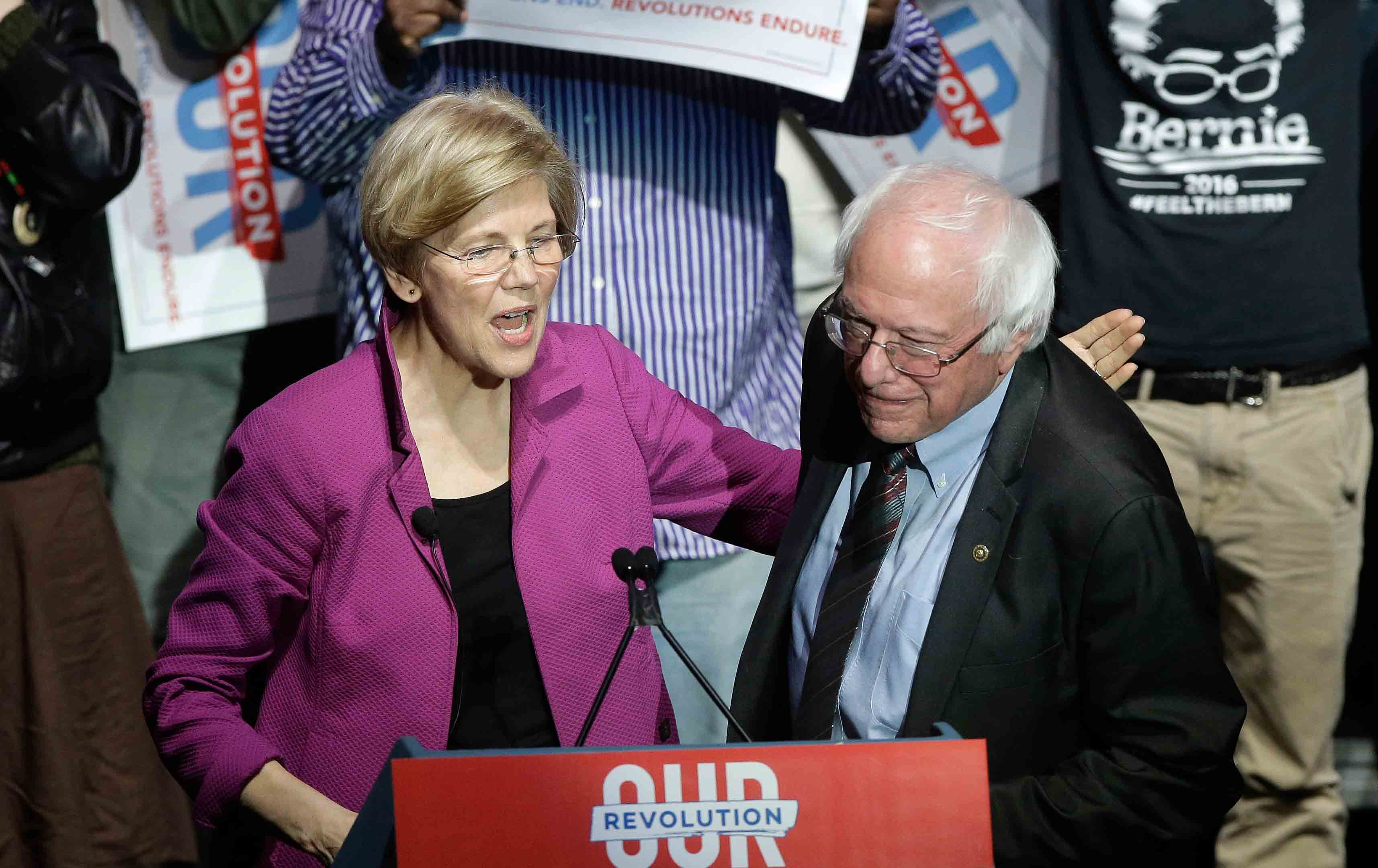 What Is The Difference: Bernie Sanders or Elizabeth Warren