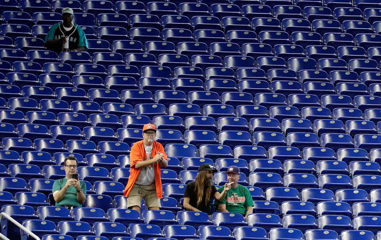 Baseball attendance