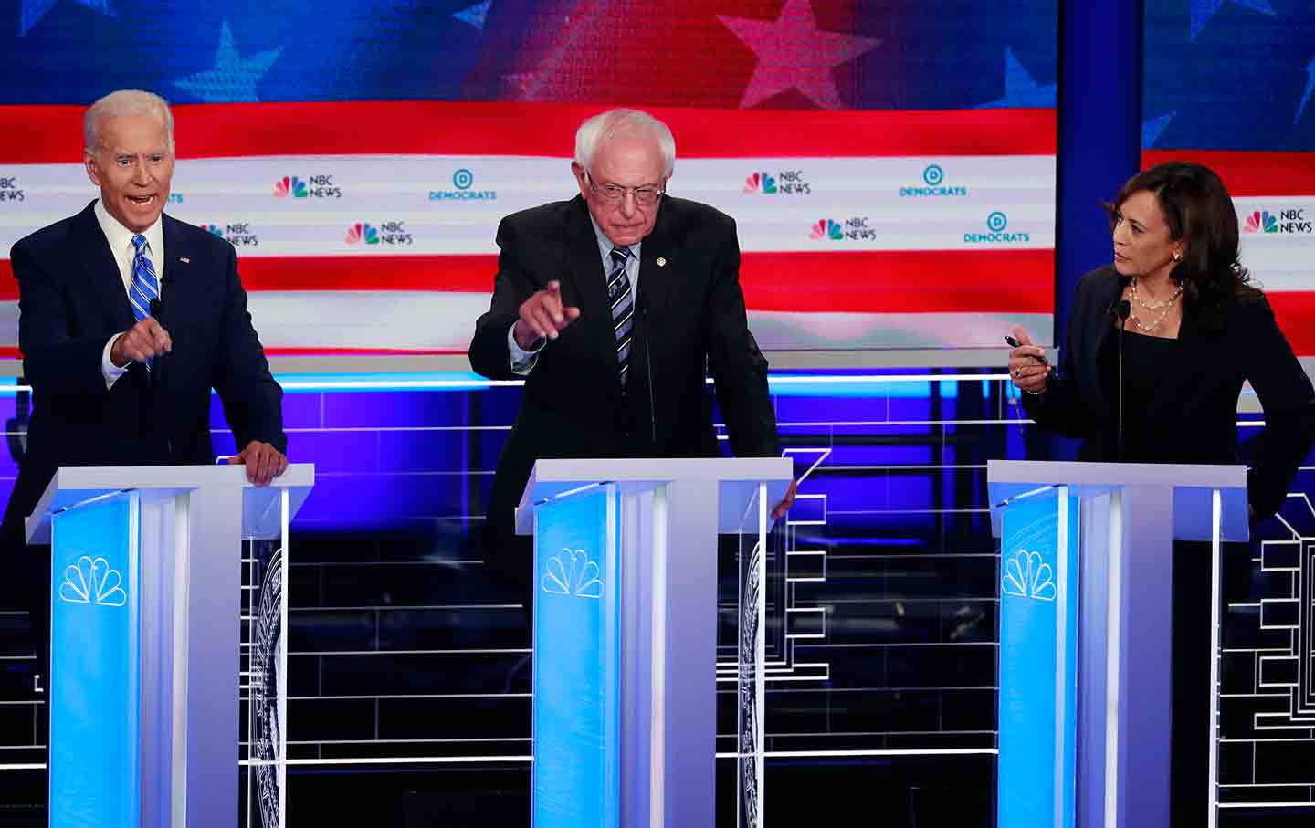 Moderate Democrats Should Worry About Their Own 2020