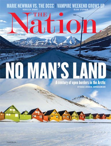 The Dream of Open Borders Is Real—in the High Arctic | The Nation