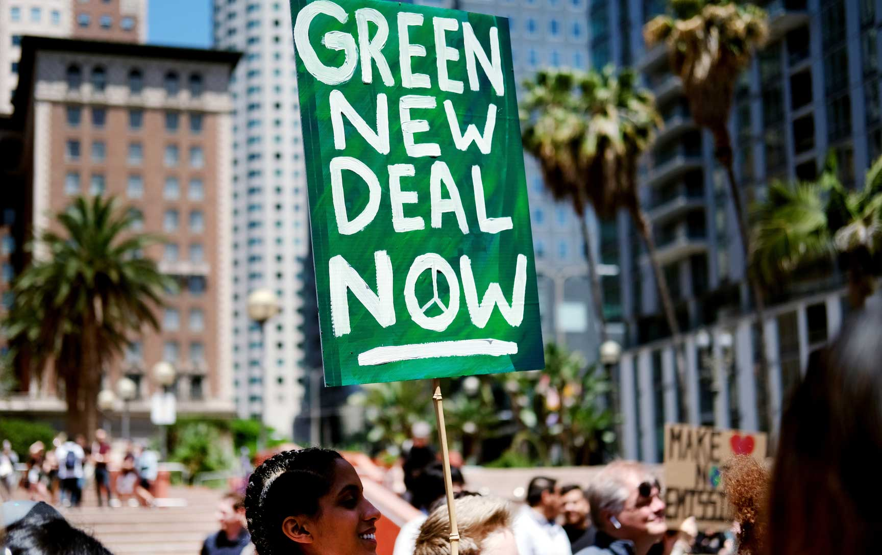 Favor a Moderate Approach to Climate Change? Ok, How Will You Pay for It? - The Nation