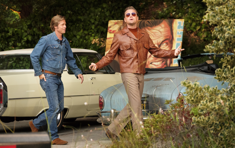 The Hallucinatory Violence of Quentin Tarantino's Alternate Histories