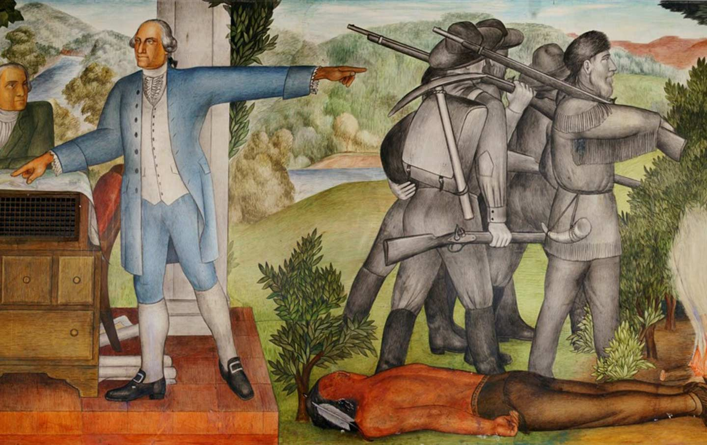 Black People Don't Need Murals To Remember Injustice | The Nation