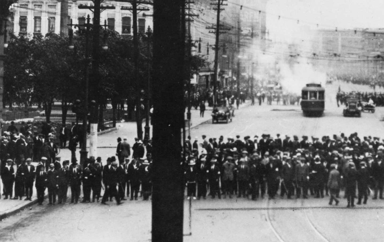 Reviving the General Strike