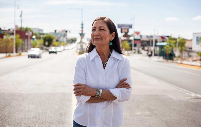No Native American Women Had Ever Been Elected To Congress Until Last Year The Nation