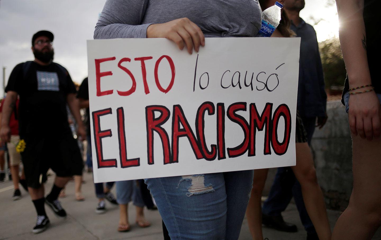 El Paso Shooting Racism