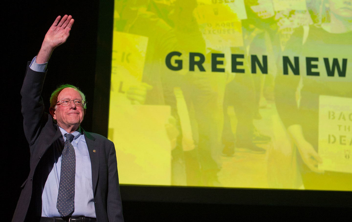 Only a Global Green New Deal Can Save the Planet