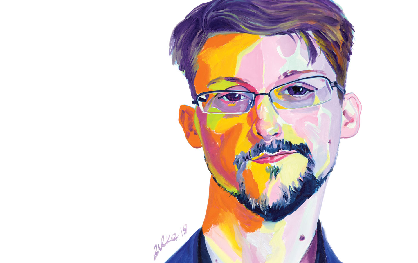 Exclusive: Edward Snowden's First Adventures in Cyberspace