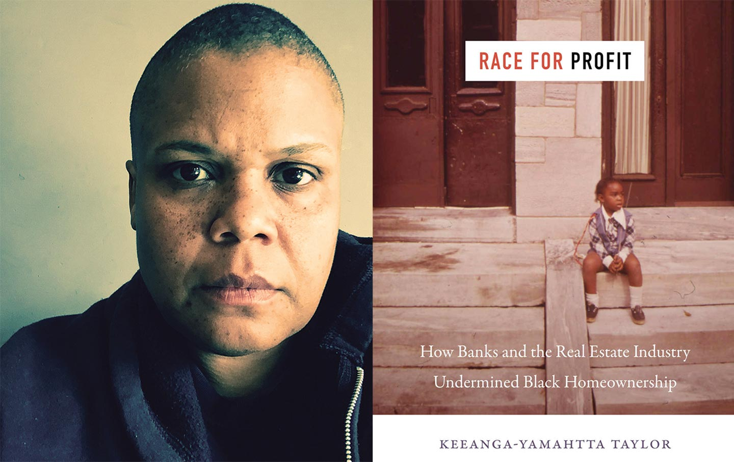 Keeanga-Yamahtta Taylor Says There Is No Housing Crisis: 'It's Just Housing Under Capitalism'
