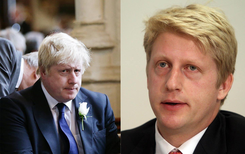 Boris and Jo Johnson