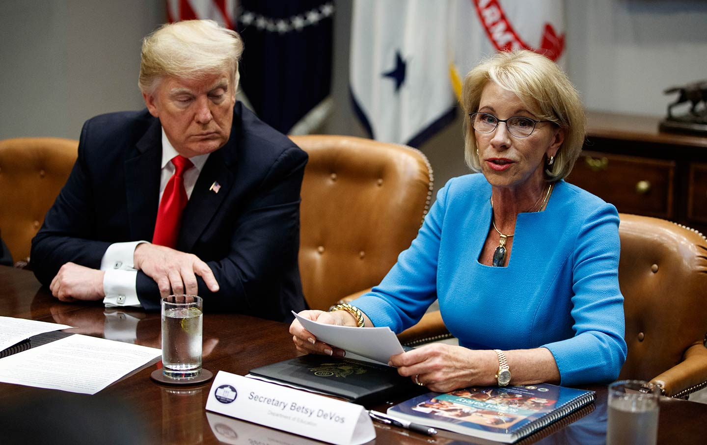 The Good (Free Tuition!), the Bad (Student Debt), & the Ugly (DeVos's DOE) in Higher Ed